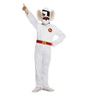 Geheim Agent Danger Mouse Kind Kind Kostuum