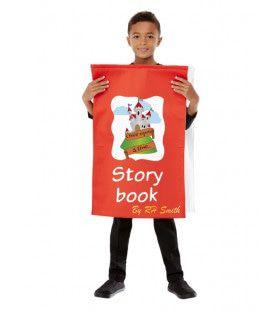 Sprookjesboek Kostuum Kind