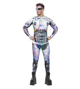 Mars Astronaut Man Kostuum