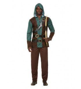 Luxe Boogschutter Man Kostuum