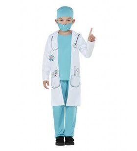 Jonge Chirurg Kind Kostuum