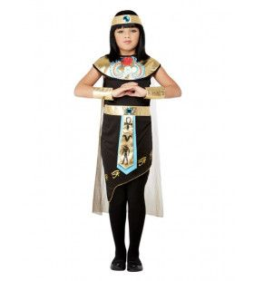 Deluxe Egyptische Prinses Meisje Kostuum