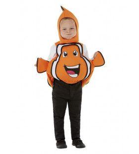 Diep In De Zee Clown Vis Kind Kind Kostuum