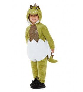 Krak In Een Dino Draak Pak Kind
