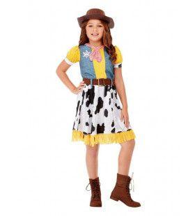 Stoer Western Meisje Sheriff Hunter Kostuum
