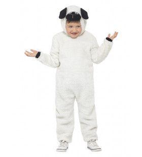 Moo Moo Het Wollige Schaap Kind Kostuum