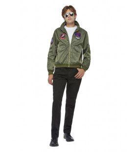 Top Gun Maverick Piloten Jas Man