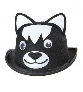 Snoezige Bolhoed Kat