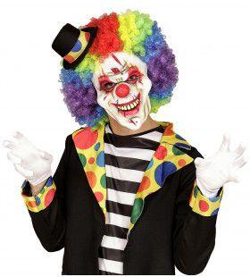 Halfgezicht Masker Killer Clown Funnie Death