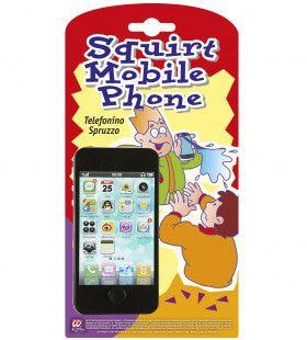 Spuitende Mobiele Telefoon Iwetphone