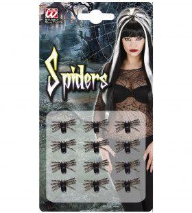 Set Van 12 Spinnen Vampier Smartfood