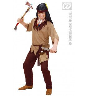 Indiaan Jongen Mukamba Kostuum