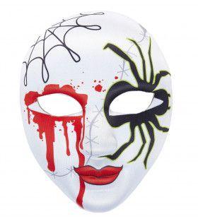 Mexicaans Halfgezichtsmasker Bloedende Spin