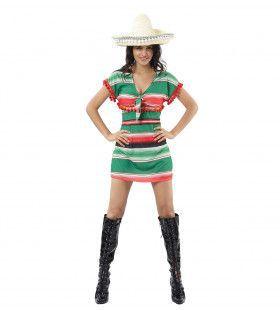 Ay Ay Caramba Mexicaans Meisje Vrouw Kostuum