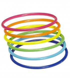 Disco 18 Armband Ringen Multikleuren