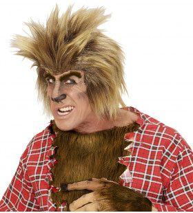 Pruik, Weerwolf Piekhaar