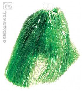 Pom Pom, Luxe Uitvoering Groen
