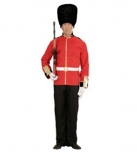Beefeater Royal Guard Man Kostuum