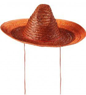 Sombrero 48cm, Oranje