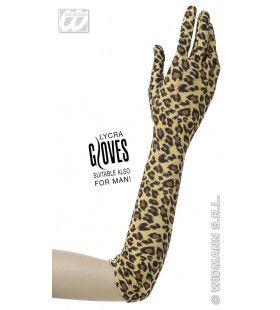 Handschoenen Luipaard 42 Centimeter