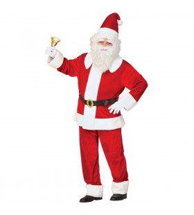 Kerstman Luxe Royal Santa XL Kostuum