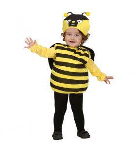 Opgevulde Bij Kind Bumble Bee Kostuum
