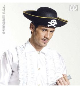 Piratenhoed, Vilt