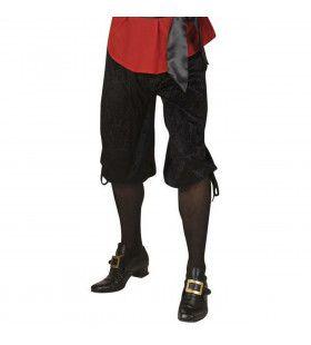 Kniebroek Zwart
