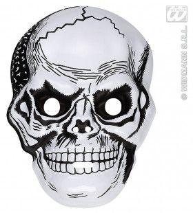 Plastic Schedel Masker