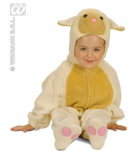 Baby Lammetje Kostuum Kind