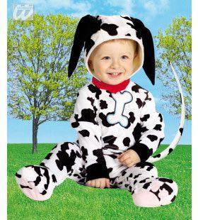 Aandoenlijke Baby Dalmatier Kostuum