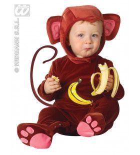 Baby Aap Monkey Kostuum