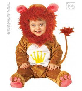 Wilde Baby Leeuw Kostuum