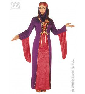 Sprookjesachtige Lady Marion Kostuum Vrouw