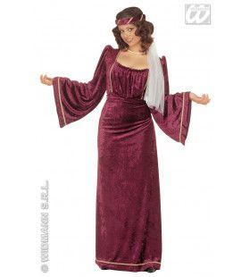 Lady Giulietta Kostuum Vrouw