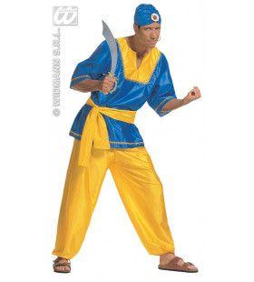 Simbad De Prins Van Arabie Kostuum Man