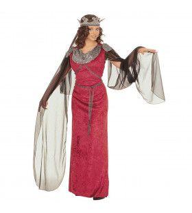Lady Ginevera Kostuum Vrouw