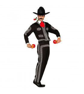 Mexicaanse Mariachi Man Kostuum