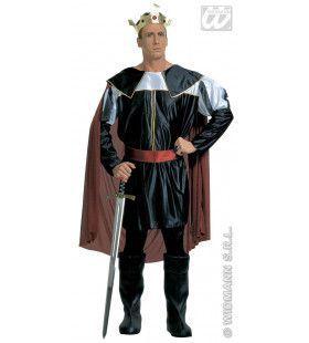 Koning Arhur Kostuum Man