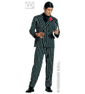 Gangster Al Capone Kostuum Man