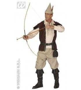 Engels Robin Hood Kostuum Man