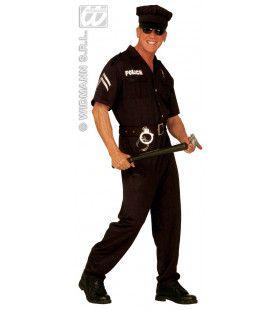 Agent Mr Officer Kostuum Man