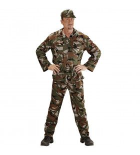 American G.i. Joe XL Kostuum Man