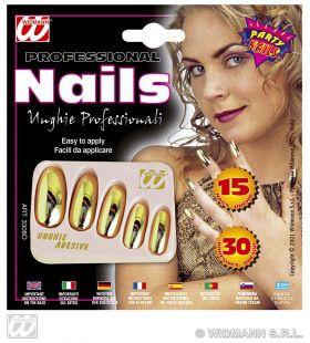 Nagels Goud Metalic