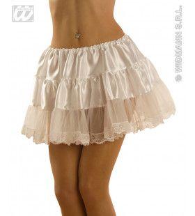 Petticoat Wit Dubbel
