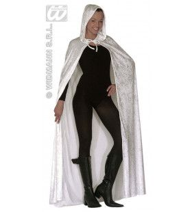 Luxe Cape Wit, 150 Centimeter