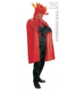 Rode Cape, Kind, 115cm Kostuum