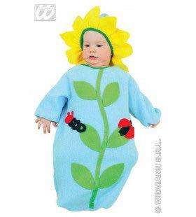 Baby Zonnebloem, Baby Kostuum