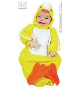 Waggelend Kuiken, Baby Kostuum
