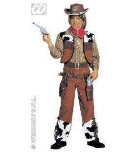 Western Cowboy Lone Rider Kostuum Jongen